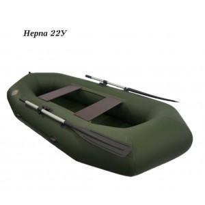 Лодка Аквалайн Нерпа-22У