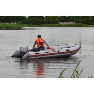 Лодка Альтаир Про-385