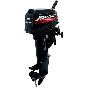 Подвесной лодочный мотор Mercury 15M